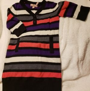 Excellent condition Juicy Couture sweater dress.